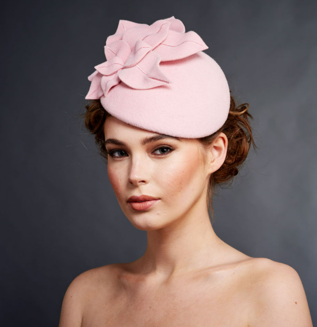 Monroe by Rosie Olivia summer hats - royal family