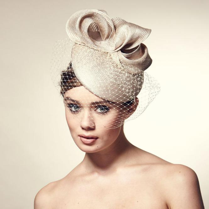 Sadie by Rosie Olivia hats - royal family