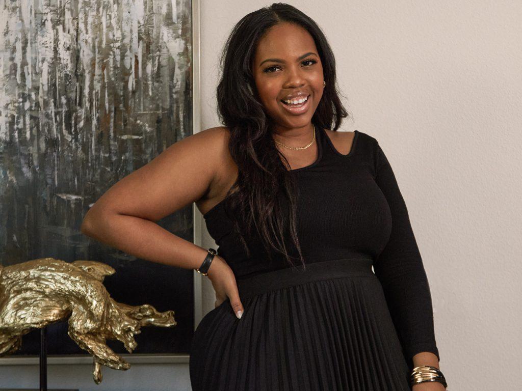 Christina Jones, Founder & Principal Designer of Twenty-Eighth Design Studio (Photo by Madeline Tolle)