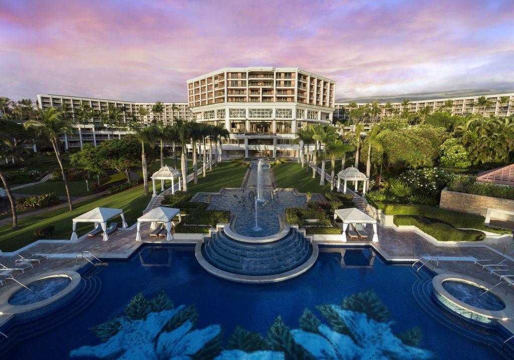 Iconic Grand Wailea Waldorf-Astoria Hotels & Resorts
