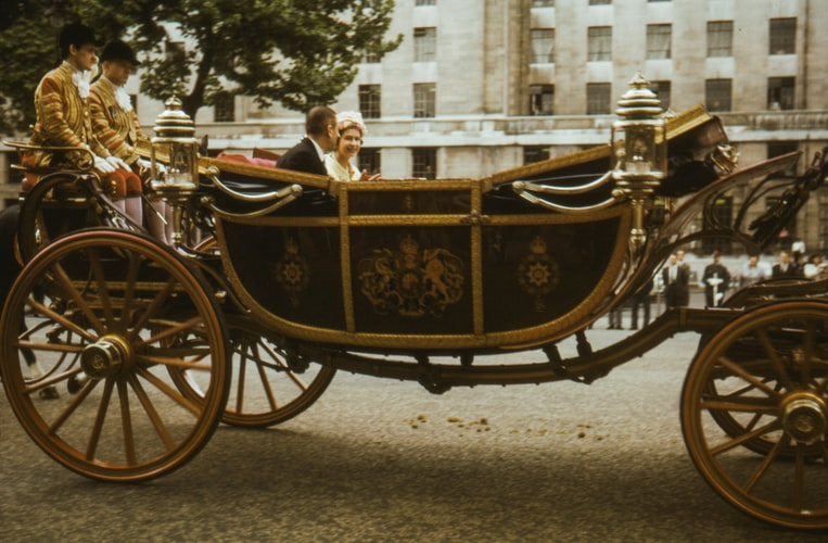 Queen Elizabeth II 1965