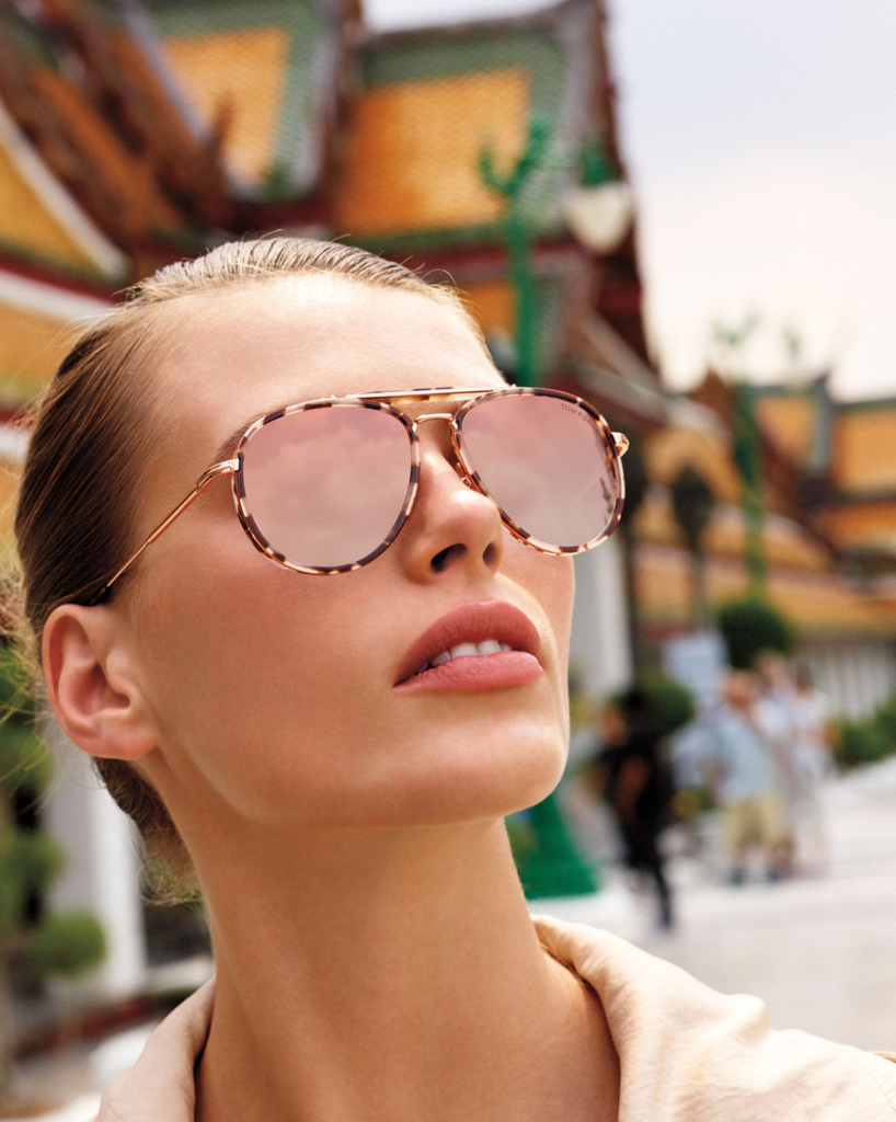 Tom Ford Tripp Sunglasses available at Neiman Marcus