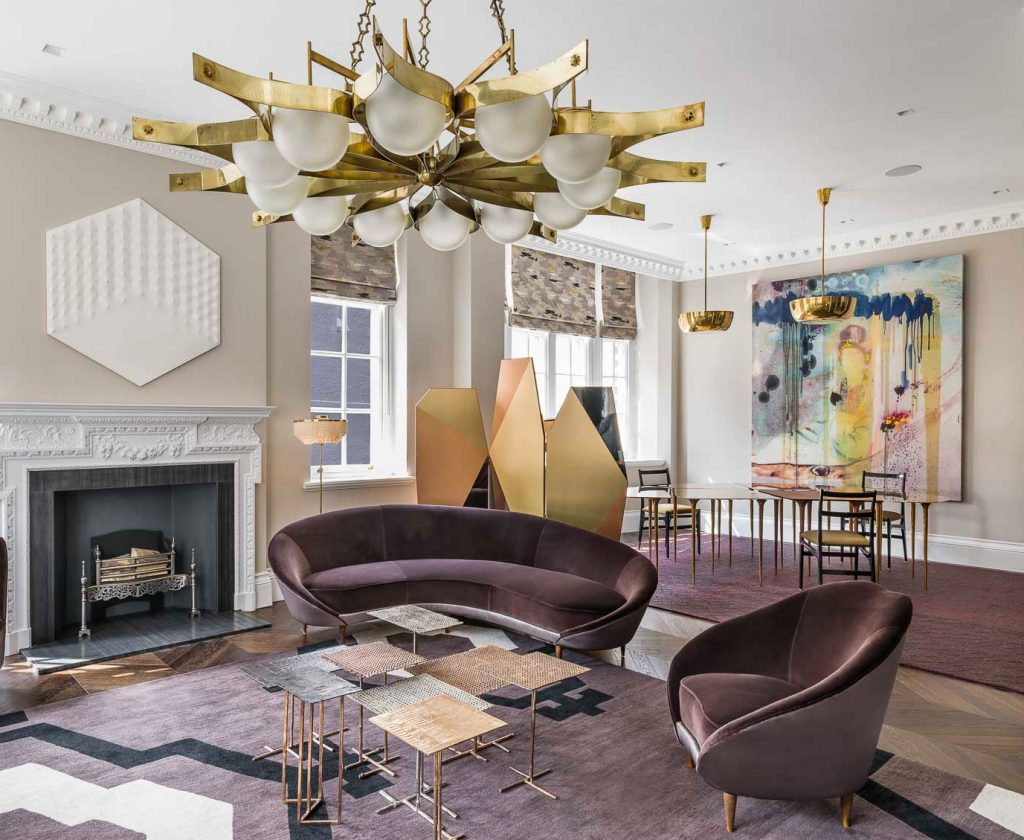 south audley street shalini misra living room victorian home