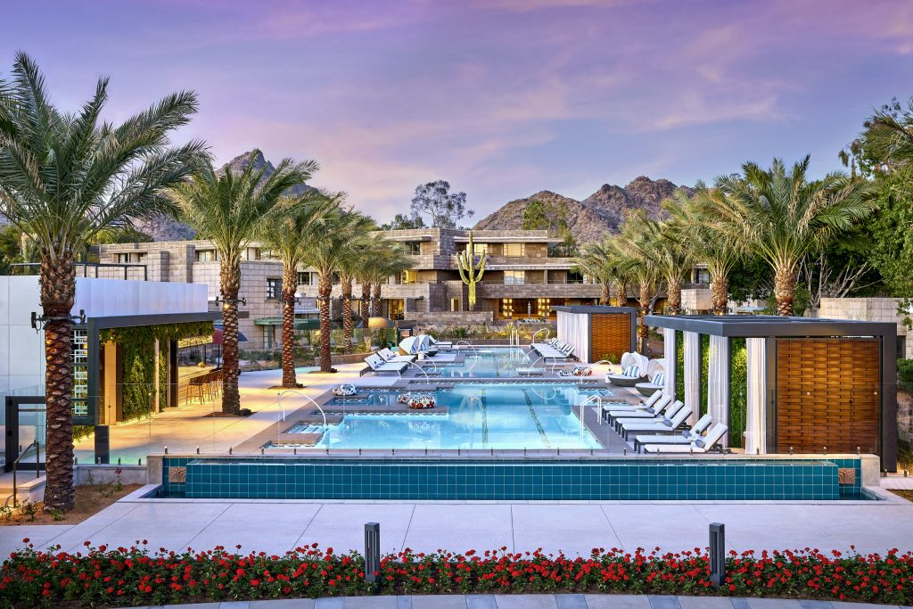 Waldorf Astoria Arizona Biltmore Hotel Iconic Pool