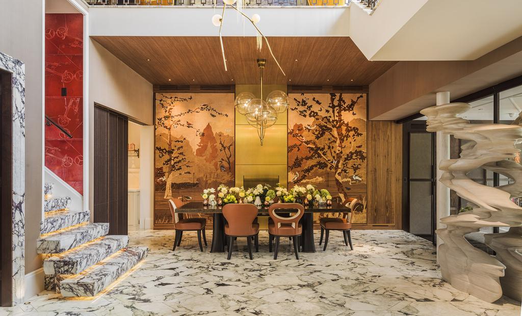 shalini misra luxurious dining room