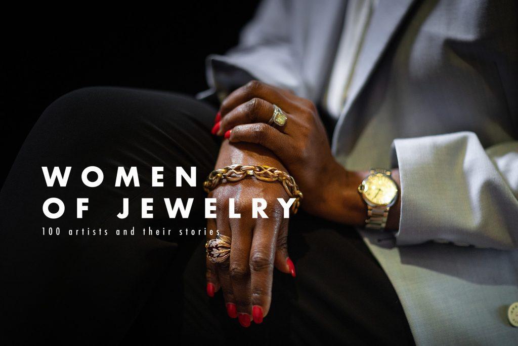jewelry designer Satta Matturi for 100 Women of Jewelry by Linda Kozloff-Turner
