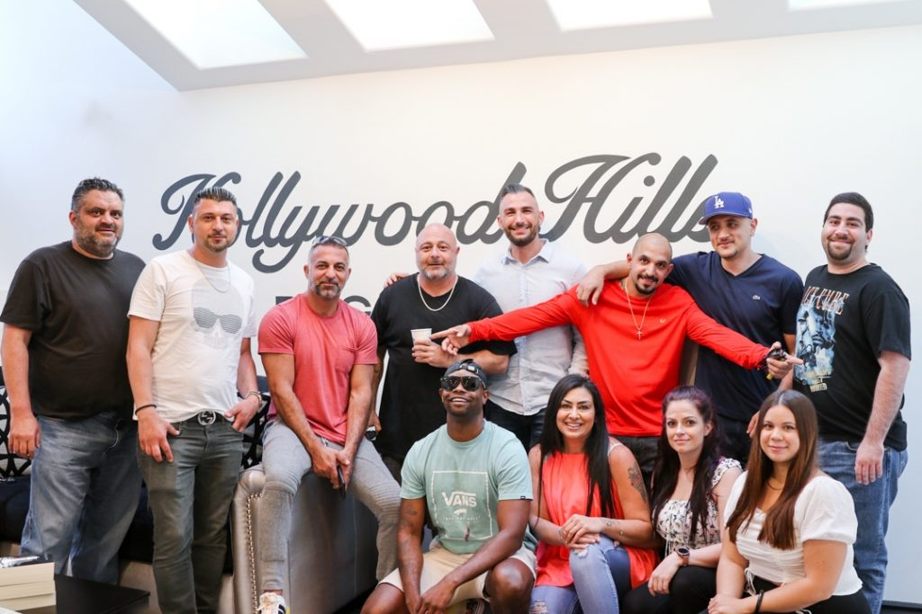 hollywood hills recover center los angeles team founders