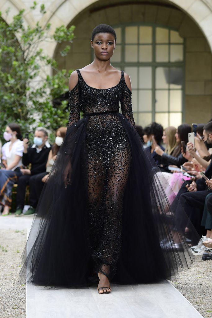 zuhair murad haute couture fall winter 2021 2022 paris fashion week