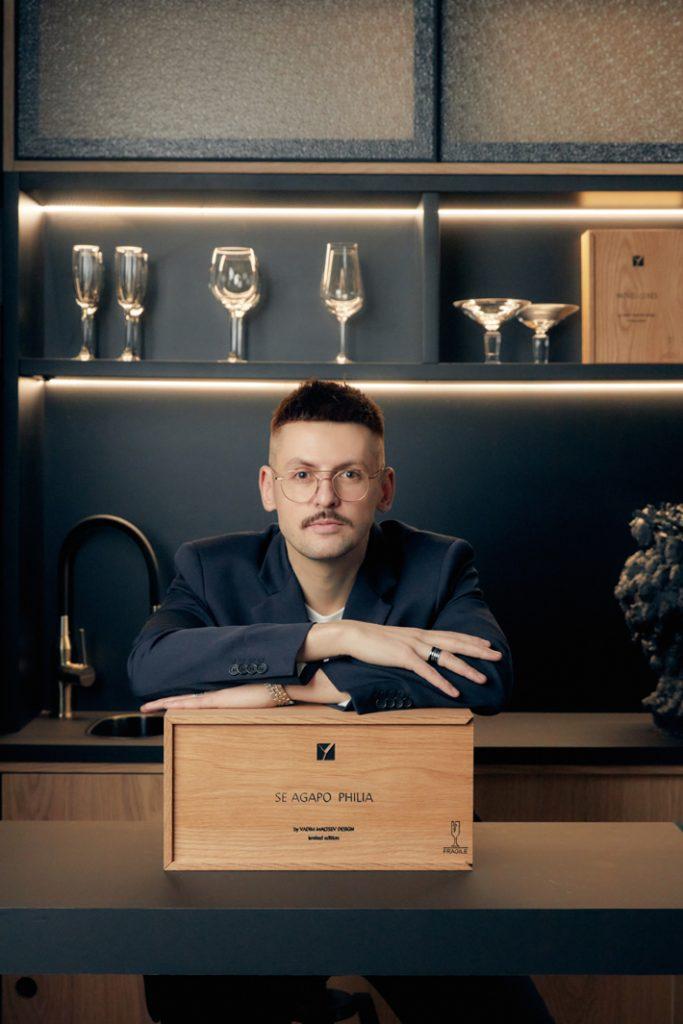 Vadim Maltsev, Founder & Art Director of VADIM MALTSEV DESIGN