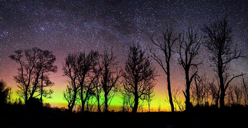 the northern lights fairbanks alaska