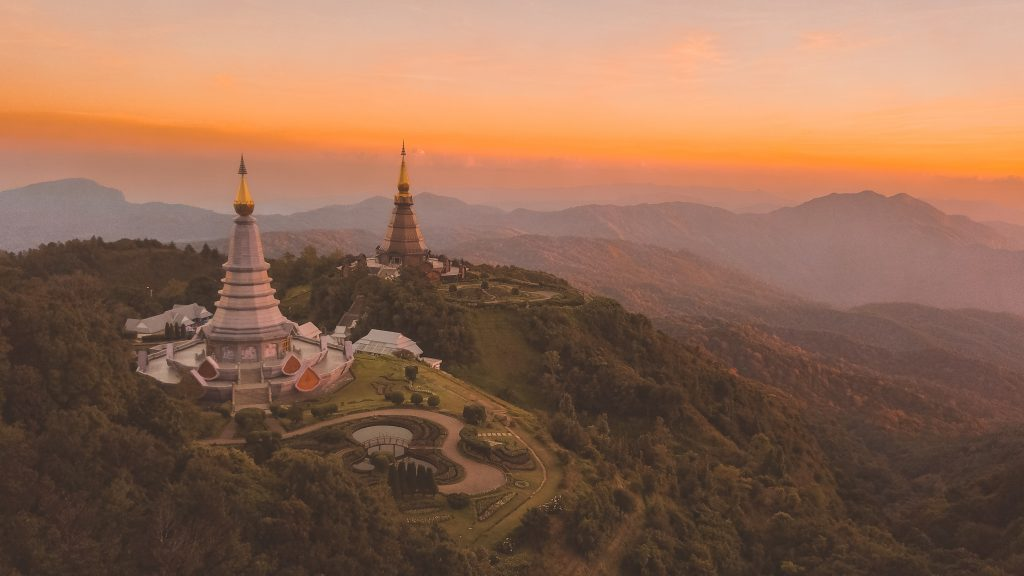 best private vacation spots Doi Inthanon, Ban Luang, northern Thailand (Photo by Bharath Mohan)
