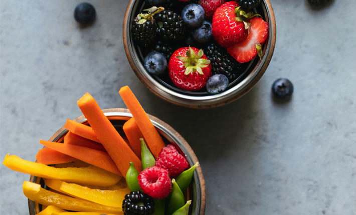 healthy ways to snack at home