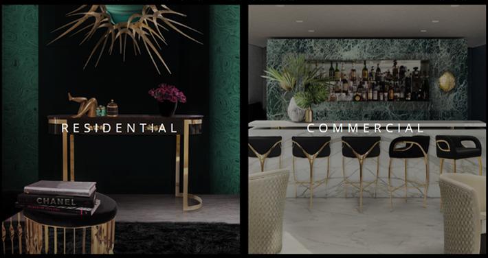 koket interior design portfolio