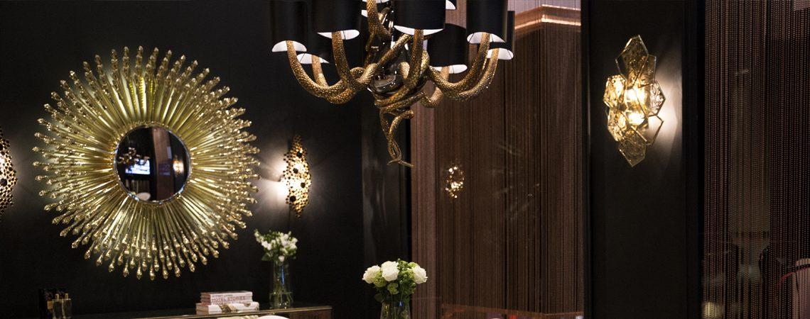 koket luxury lighting trends 2021