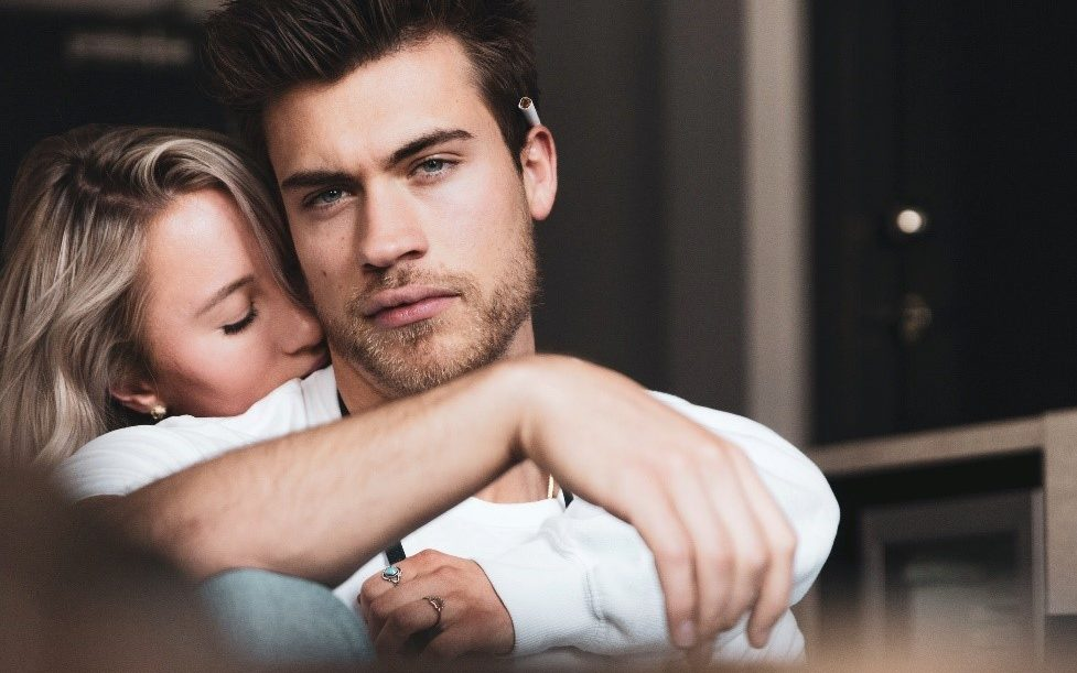 unhappy couple people who self sabotage love