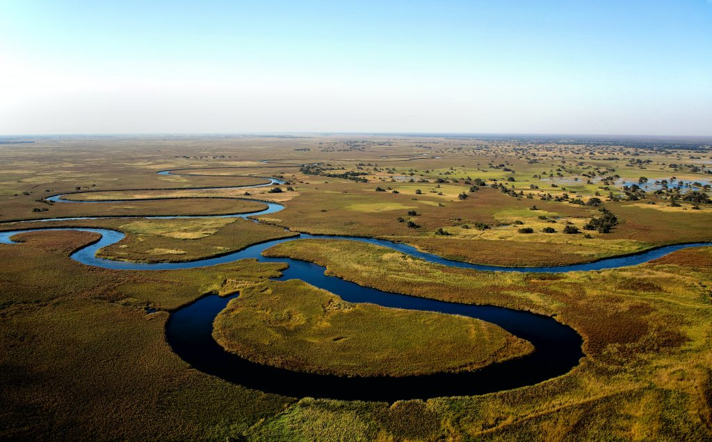 Shakawe, Botswana (Photo by Wynand Uys)