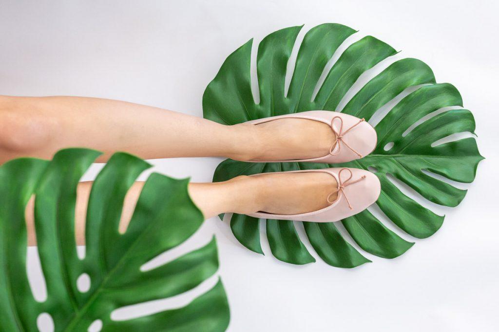 Josefinas shoes Vegan Suede Beige empowered women empower female run show brand