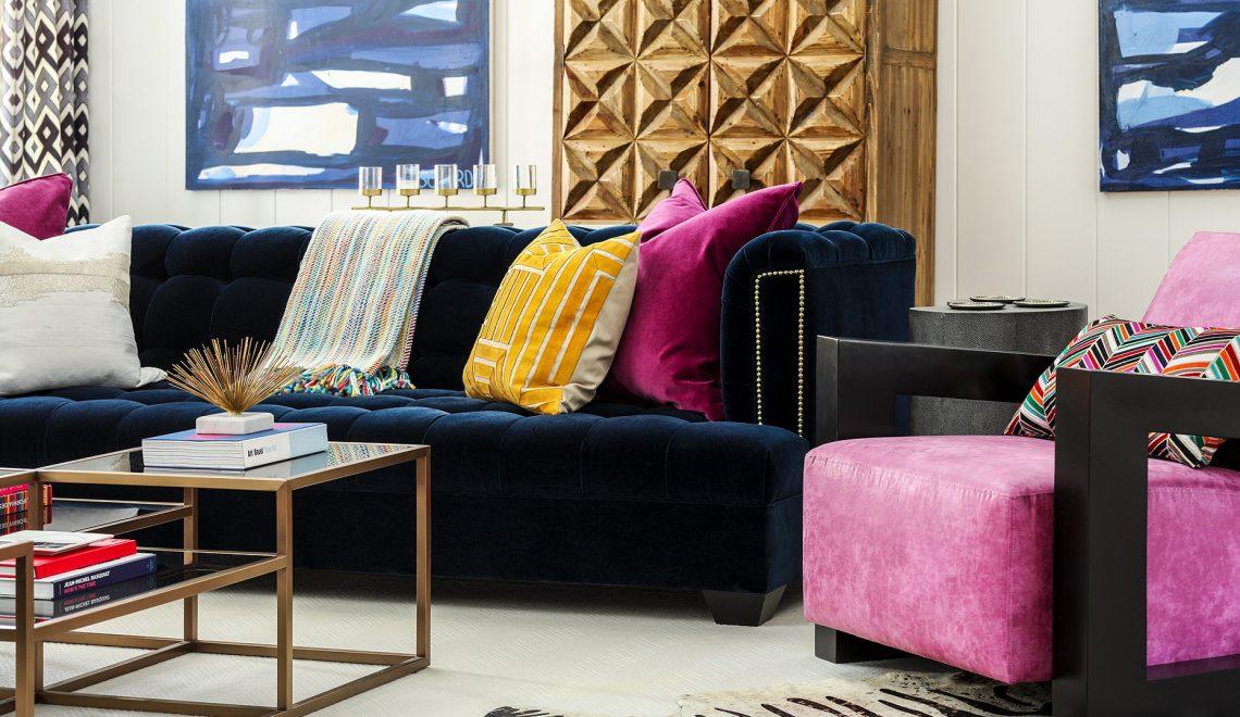karen b wolf eclectic interior design ideas living room