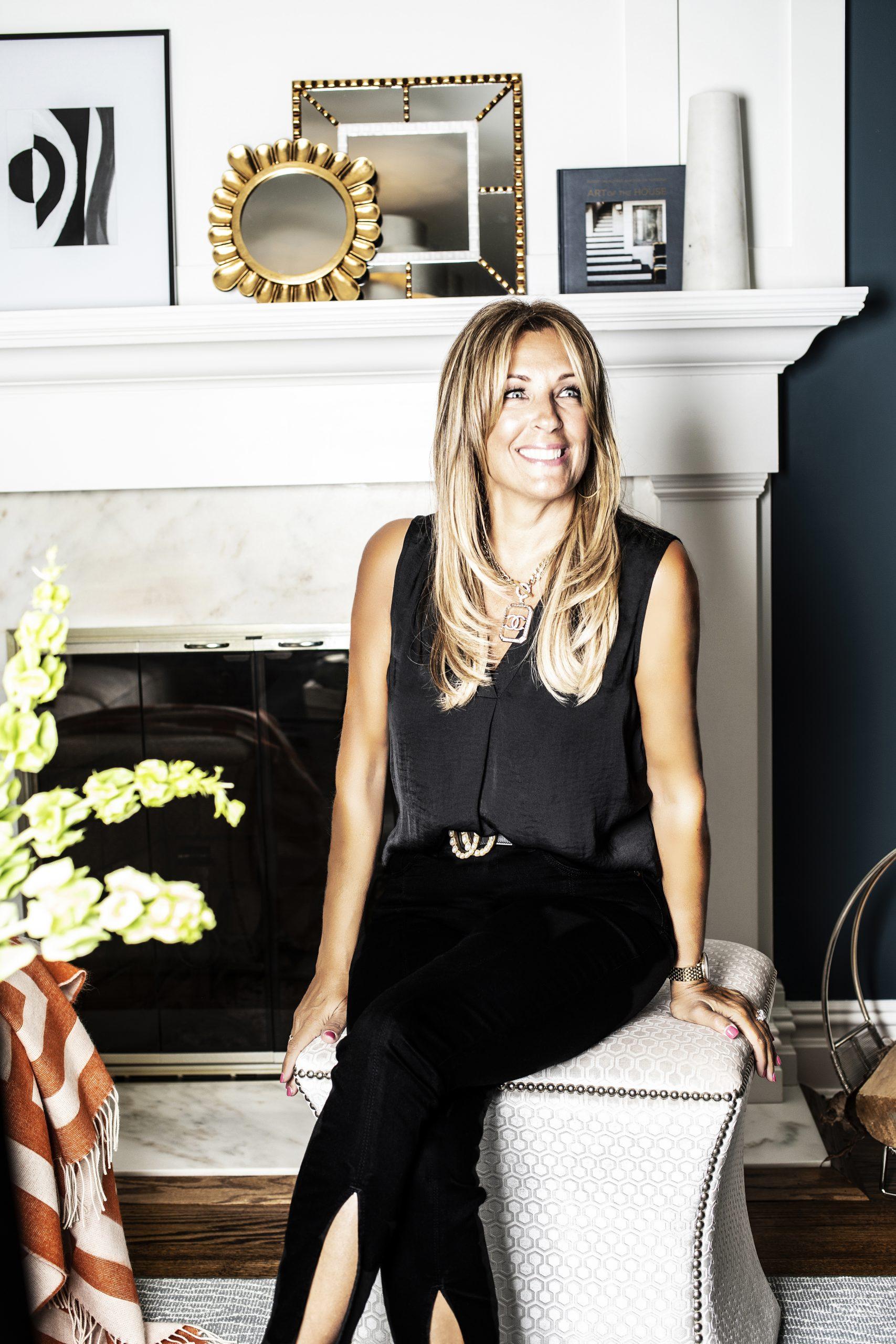 Marlaina Teich, Founder of Marlaina Teich Designs