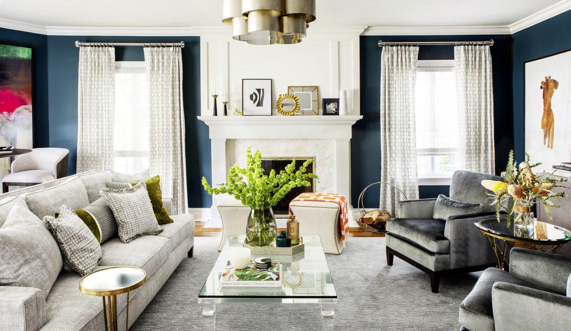 marlaina teich designs luxury living room