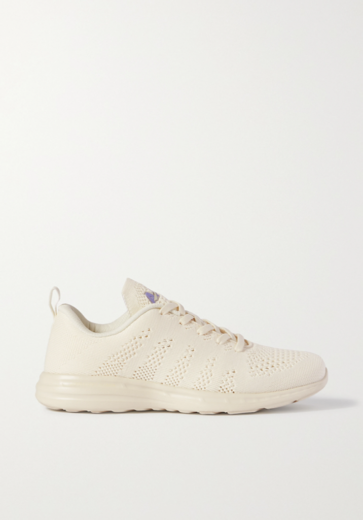 TechLoom-Pro-mesh-sneakers athleisure style white sneakers