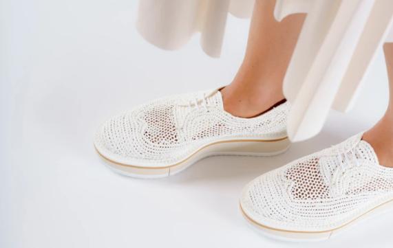 clergerie sneaker raffia women's shoes