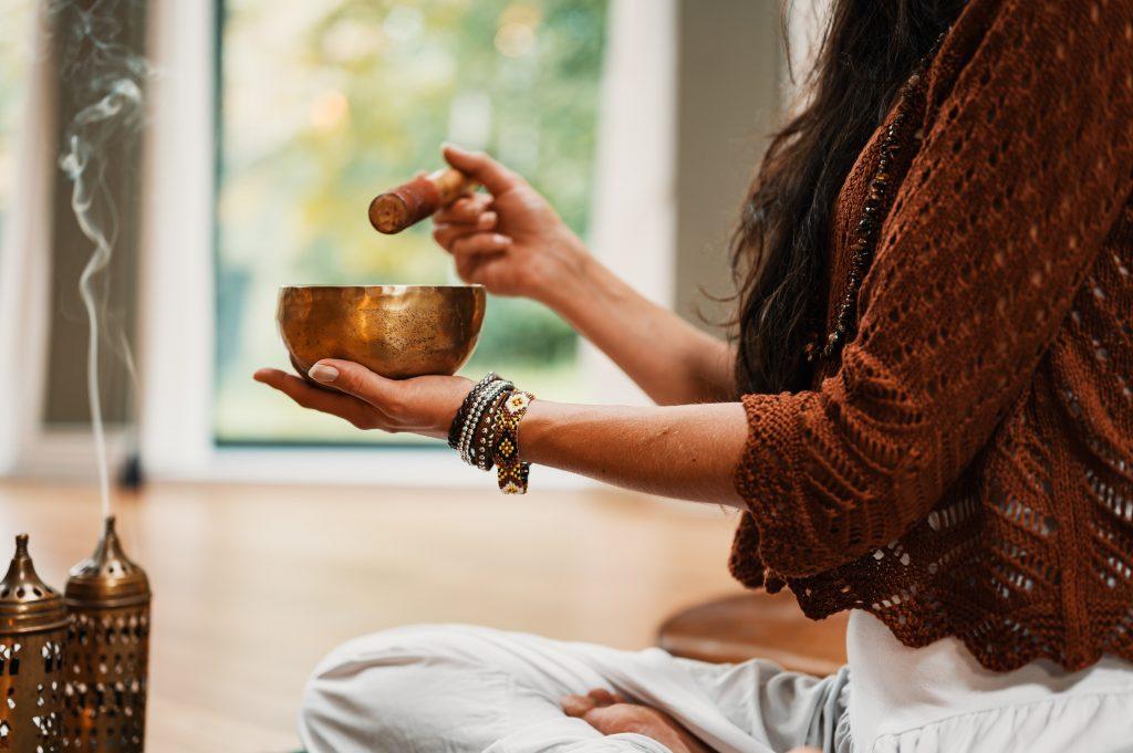 meditation for healthier hair