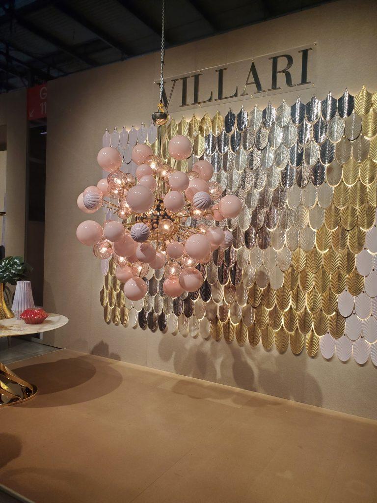 villari luxury lighting supersalone 2021