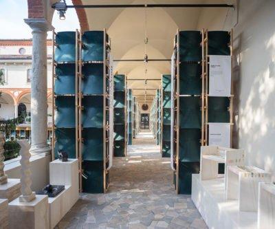 milan design week 2021 hall of waste guiltless plastic rossana orlandi
