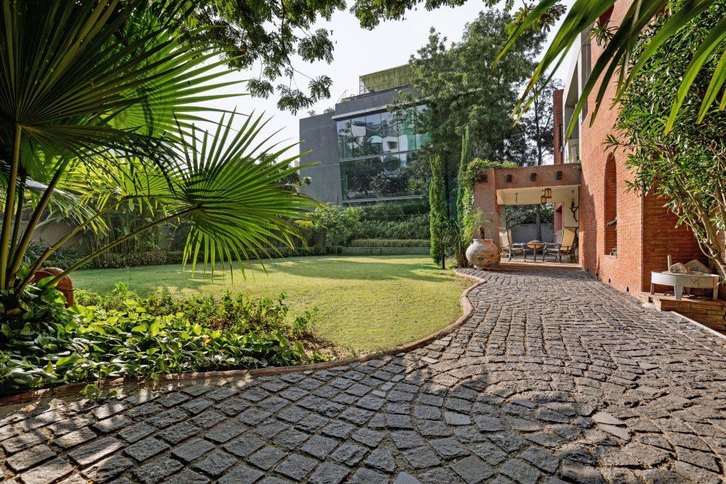 Manish Kumat Design Cell's Office