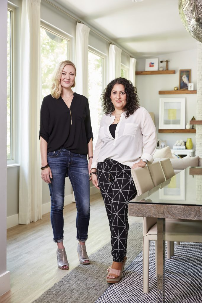 Beth Dotolo and Carolina V. Gentry, Co-Founders of Pulp Design Studios top interior designers lh design questionnaire