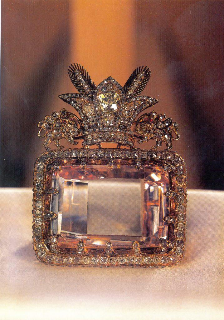 Daria-i-Noor largest Pink Diamond