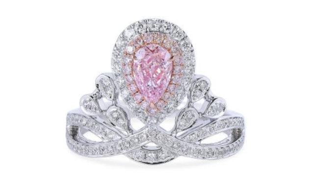 asterria fancy light pink