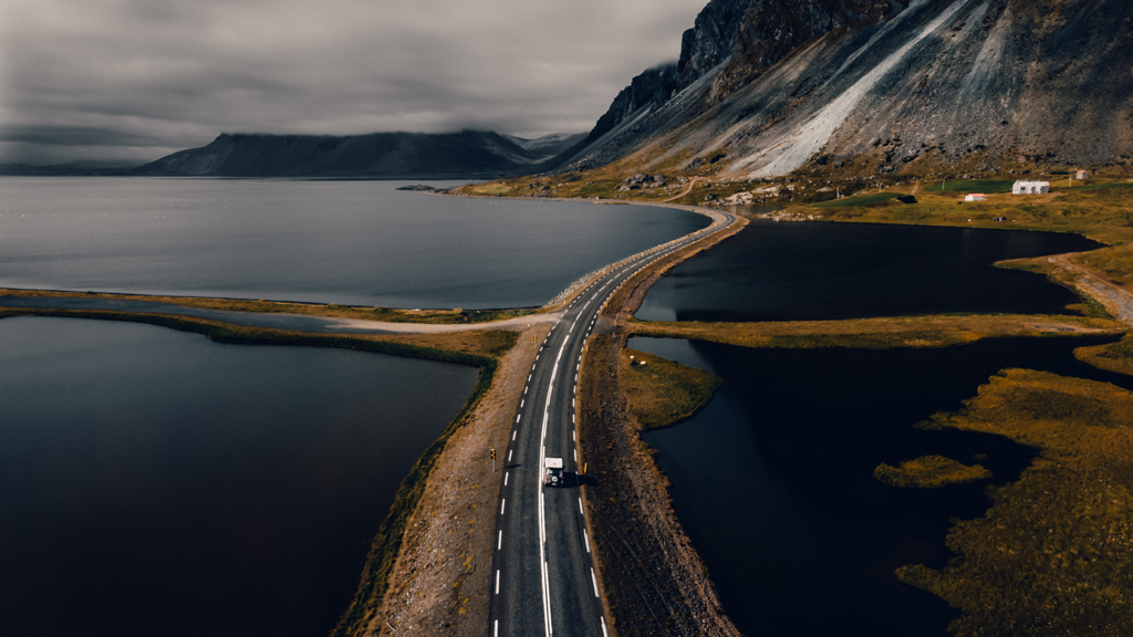 most beautiful best road trips in the world Ring Road, Iceland (Photo by Tanya Grypachevskaya)