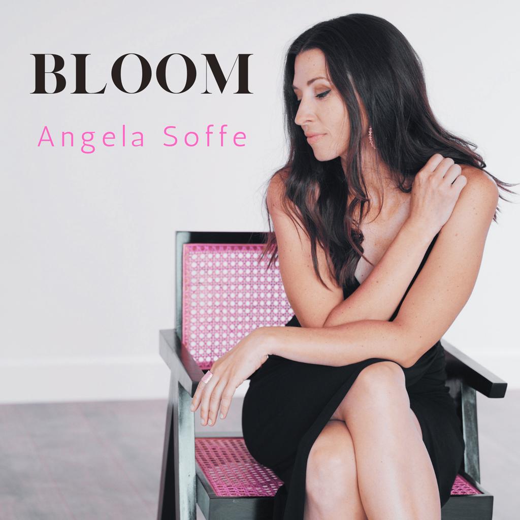 angela soffe bloom single album cover