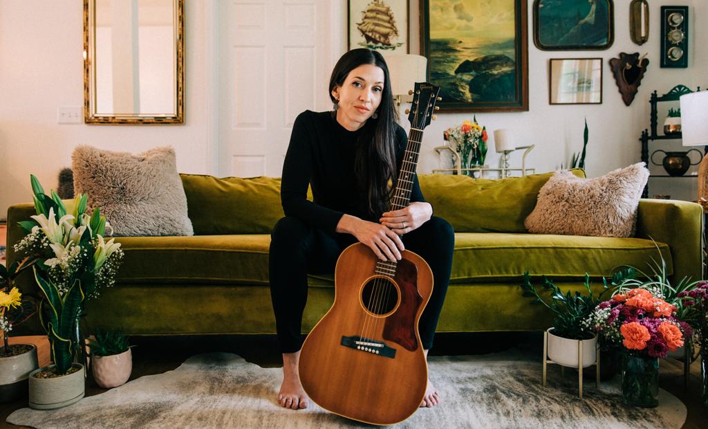 Angela Soffe empowering musician