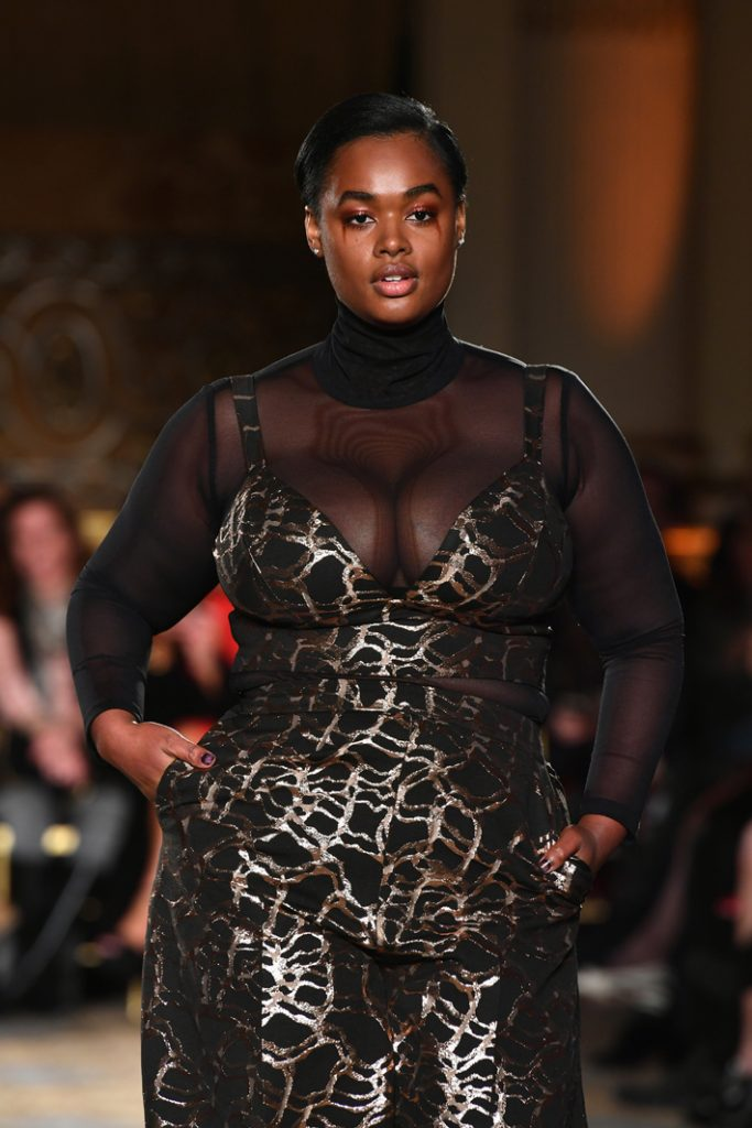 Christian Siriano New York Fashion Week: The Shows at The Plaza Hotel on February 11, 2017. (Photo by Slaven Vlasic/Getty Images for New York Fashion Week: The Shows)