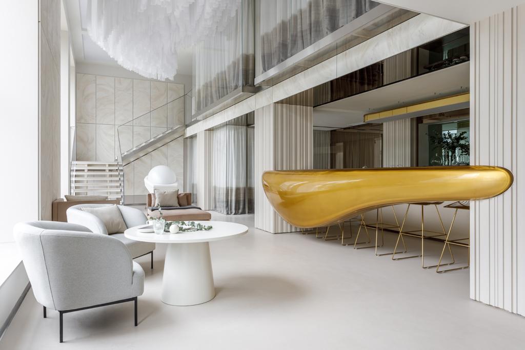 luxury interior Design by DSEESION valerie senkina